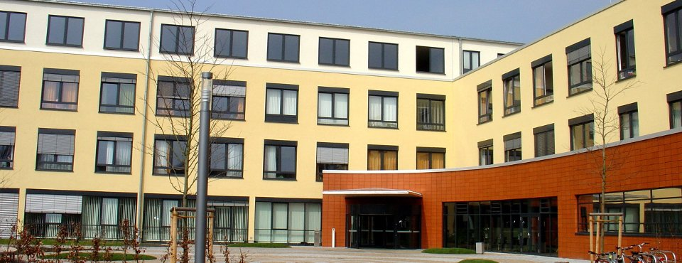 Neubau HELIOS Klinik Schkeuditz