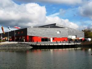 Eishalle Ilmenau