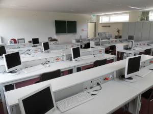 Ersatzneubau Berufsschulzentrum Ilmenau, Klassenraum