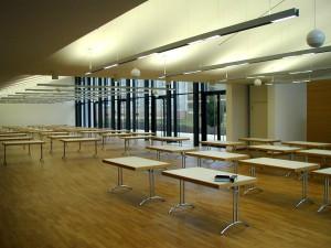 Fortbildungsinstitut der Thüringer Polizei Meinigen, Unterrichtsgebäude