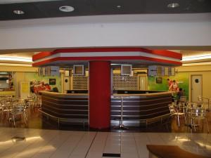 Forum am Anger F1 Food Court Erfurt