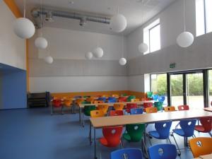Friedrich Ebert Schule Schwalbach, Ganztagesbereich