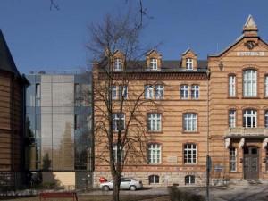 Friedrich Schiller Universität Jena, Sanierung Hauptgebäude Psychiatrie