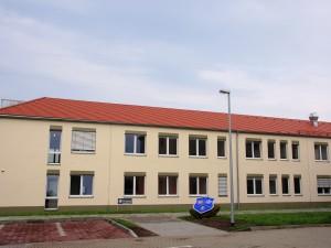 Henne Kaserne Erfurt, Sanierung Standortsanitätszentrum