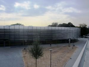 Kölnbäder, Neubau Eis- und Schwimmstadion Lentpark Köln