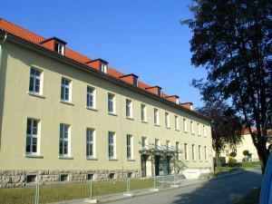 Löberfeld Kaserne Erfurt, Umbau und Sanierung Betreuungsgebäude