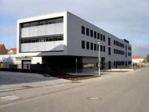 Neubau Behördenzentrum Erfurt, Zentrum für Informationsverarbeitung