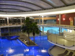 Neubau Freizeit- und Sportbad Backnang