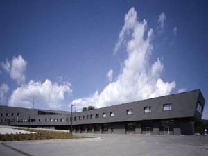 Neubau Gefahrenabwehrzentrum an der BAB 71/ 73 Suhl / Zella-Mehlis