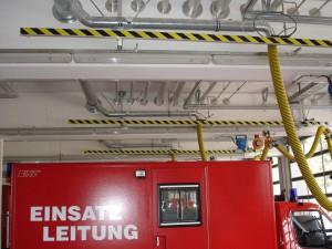 Neubau Gefahrenabwehrzentrum an der BAB 71/ 73 Suhl/ Zella-Mehlis, Kfz Stellplatz