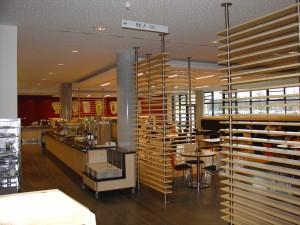 Neubau HELIOS Klinik Schkeuditz, Cafeteria