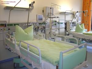 Neubau HELIOS Klinik Schkeuditz, ITS