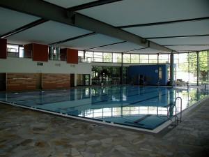 Neubau Hallen- und Freibad Bensheim, Sportbecken