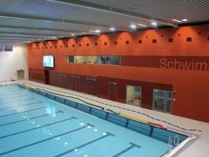 Neubau Inselbad Hamburg Wilhemsburg, Sportbecken
