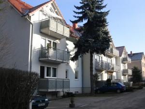 Neubau Wohnhaus Bonsackstraße Gotha