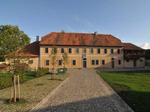 Sanierung Forsthaus Willroda