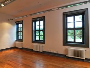 Sanierung Forsthaus Willroda Büroraum
