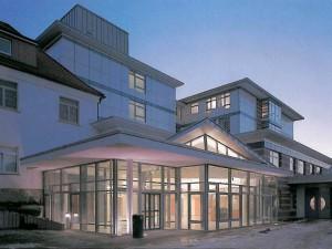 Sanierung Kreiskrankenhaus Ilmenau, 2 BA