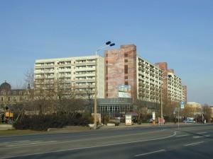 Sanierung Stadthaus Am Anger Juri Gagarin Ring 21-53 Erfurt, Gewerbe und Büroflächen