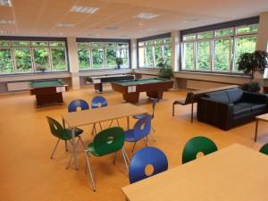 Sanierung des Freizeithauses der Gesamtschule Am Rosenberg in Hofheim, Freizeit
