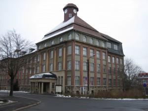 Technische Universität Ilmenau, Sanierung Faradaybau