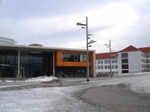Technische Universität Straßenbeleuchtung