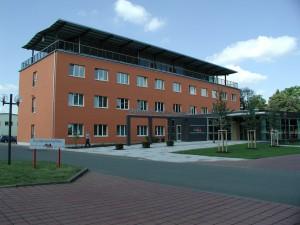 Umbau und Erweiterung Verwaltungsgebäude Stadtwerke Gotha