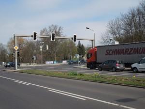 Lichtsignalanlage B247 Gotha
