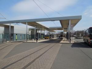 Umgestaltung Bahnhofsvorplatz Gotha