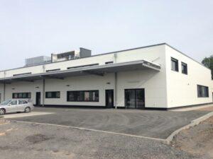 Neubau Zentrale Sterilgut-Versorgungs-Anlage (ZSVA) in Kassel