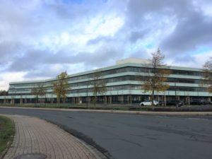Fraunhofer Gesellschaft, Neubau IOSB und IIS in Ilmenau