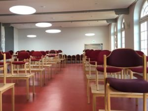 Sanierung Staatl. Berufsschule 6 Erfurt