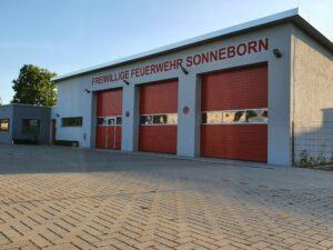Neubau Feuerwehrgerätehaus Sonneborn