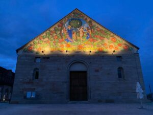 BUGA 2021 – Petersberg Erfurt – Sanierung ehem. Klosterkirche St. Peter und Paul